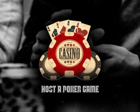 Host A Poker Game